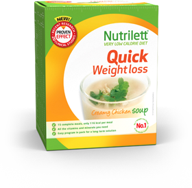 Nutrilett Quick Weight Loss Soup